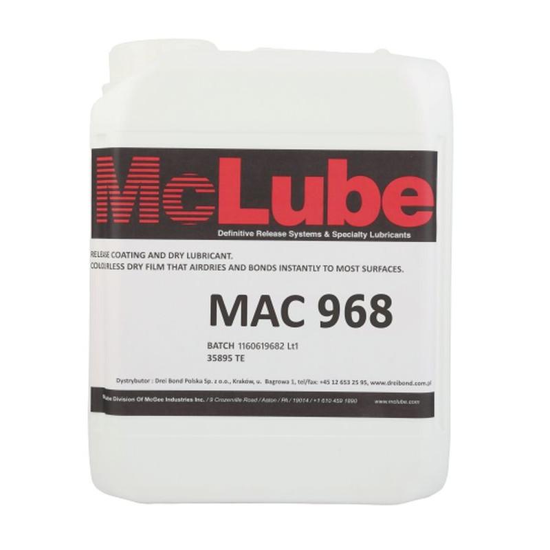 MacLube 968 - środek antyadhezyjny - 5 ltr - 1