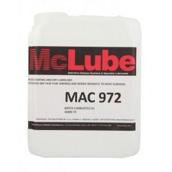 MacLube 972 - środek antyadhezyjny - 5 ltr