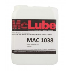 MacLube 1038 - środek antyadhezyjny - 5 ltr