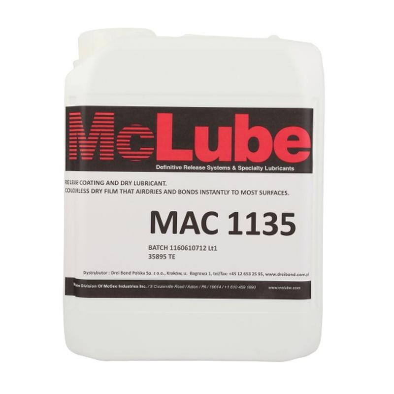 MacLube 1135 - środek antyadhezyjny - 5 ltr - 1